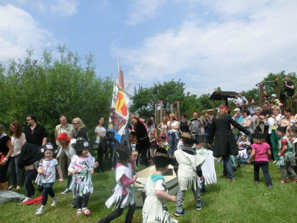 Kindergartenfest Nörtershausen