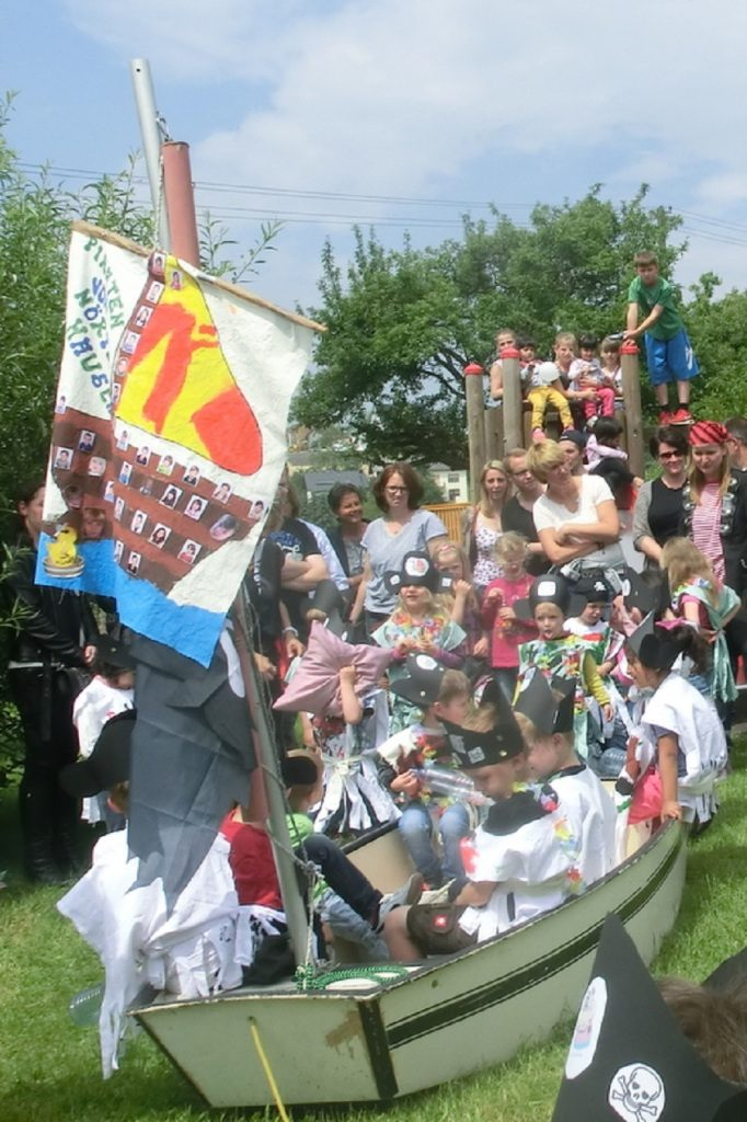 Kindergartenfest Nörtershausen 2